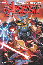 Image: Marvel Action Avengers Book 02: Ruby Egress SC  - IDW Publishing