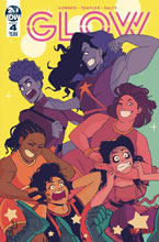 Image: Glow #4  [2019] - IDW Publishing