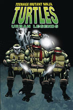 Image: Teenage Mutant Ninja Turtles: Urban Legends Vol. 01 SC  - IDW Publishing
