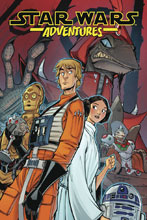 Image: Star Wars Adventures Treasury Edition: Original Trilogy  - IDW Publishing