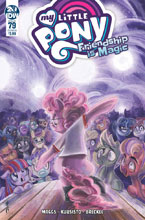 Image: My Little Pony: Friendship Is Magic #79 (cover B - Richard) - IDW Publishing