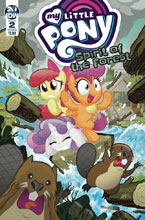 Image: My Little Pony: Spirit of the Forest #2 (cover B - Fleecs) - IDW Publishing