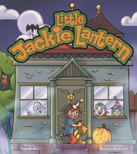 Image: Little Jackie Lantern GN HC  - IDW Publishing