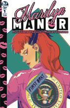 Image: Marilyn Manor #1 (cover A - Zarcone) - IDW Publishing