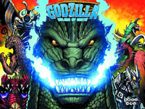 Image: Godzilla: Rulers of Earth Vol. 01 SC  - IDW Publishing