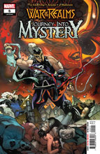 Image: War of the Realms: Journey Into Mystery #5 - Marvel Comics