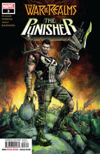 Image: War of the Realms: Punisher #3 - Marvel Comics
