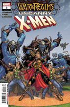 Image: War of the Realms: Uncanny X-Men #3 - Marvel Comics