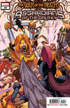 Image: Asgardians of the Galaxy #10 - Marvel Comics