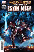 Image: Tony Stark: Iron Man #13 - Marvel Comics