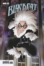 Image: Black Cat #1 (variant cover - Foreman) - Marvel Comics