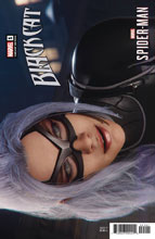 Image: Black Cat #1 (incentive cover - Game) - Marvel Comics