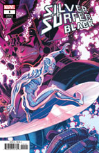 Image: Silver Surfer: Black #1 (incentive cover - Bradshaw)  [2019] - Marvel Comics