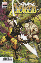 Image: Savage Avengers #2 (incentive cover - Bradshaw) - Marvel Comics