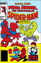Image: True Believers: Marvel Tails Starring Peter Porker, The Spectacular Spider-Ham #1 - Marvel Comics