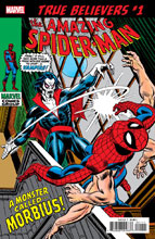 Image: True Believers: Spider-Man - Morbius #1 - Marvel Comics
