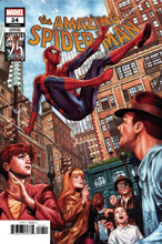Image: Amazing Spider-Man #24 (variant Marvels 25th Tribute cover - Brooks) - Marvel Comics