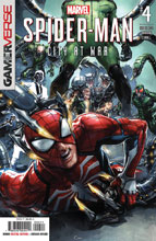 Image: Marvel's Spider-Man: City at War #4 - Marvel Comics
