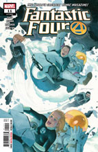 Image: Fantastic Four #11 - Marvel Comics