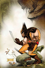 Image: Wolverine: Exit Wounds #1 (variant cover - Keith) - Marvel Comics