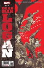 Image: Dead Man Logan #8 - Marvel Comics