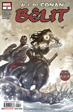 Image: Age of Conan: Belit #4  [2019] - Marvel Comics