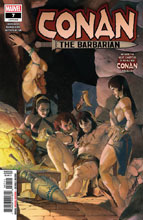 Image: Conan the Barbarian #7 - Marvel Comics