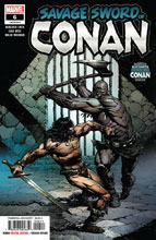 Image: Savage Sword of Conan #6 - Marvel Comics