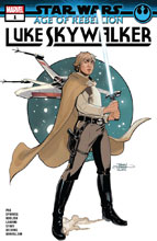 Image: Star Wars: Age of Rebellion - Luke Skywalker #1 - Marvel Comics