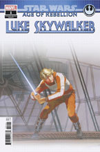 Image: Star Wars: Age of Rebellion - Luke Skywalker #1 (variant cover - Concept) - Marvel Comics