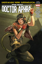 Image: Star Wars: Doctor Aphra #33 - Marvel Comics