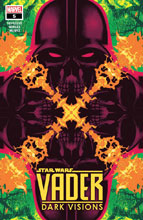 Image: Star Wars: Vader - Dark Visions #5 - Marvel Comics