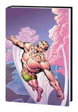 Image: Namor the Sub-Mariner by John Byrne and Jae Lee Omnibus HC  - Marvel Comics
