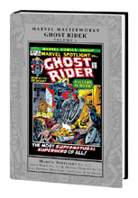 Image: Marvel Masterworks: Ghost Rider Vol. 01 HC  - Marvel Comics