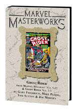 Image: Marvel Masterworks Vol. 281: Marvel Spotlight Nos. 5-12, Ghost Rider Nos. 1-5, Marvel Team-Up 15 HC  - Marvel Comics