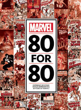 Image: Marvel 80 for 80 HC  - Marvel Comics