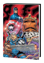 Image: Marvel Universe by Rob Liefeld Omnibus HC  - Marvel Comics