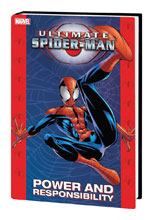 Image: Spider-Man: Ultimate Power & Responsibility Marvel Select HC  - Marvel Comics