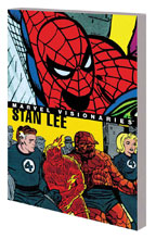 Image: Marvel Visionaries: Stan Lee SC  - Marvel Comics