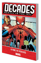 Image: Decades: Marvel in the '00s - Hitting the Headlines SC  - Marvel Comics