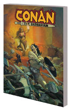 Image: Conan the Barbarian Vol. 01: The Life and Death of Conan Book One SC  - Marvel Comics