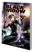 Image: Black Widow: No Restraints Play SC  - Marvel Comics