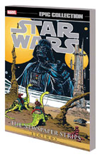 Image: Star Wars Legends Epic Collection: The Newspaper Strips Vol. 02 SC  - Marvel Comics