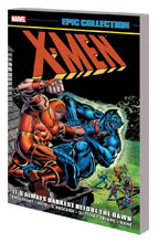 Image: X-Men Epic Collection: It's Always Darkest Before the Dawn SC  - Marvel Comics