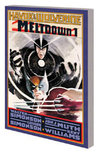 Image: Havok and Wolverine: Meltdown SC  (new printing) - Marvel Comics