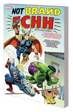 Image: Not Brand Echh Complete Collection SC  - Marvel Comics