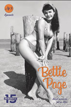 Image: Bettie Page: Unbound #3 (cover E - Photo) - Dynamite