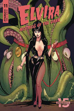 Image: Elvira: Mistress of the Dark #11 (cover A - Seeley) - Dynamite
