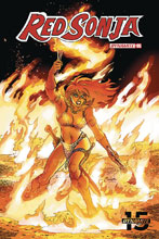 Image: Red Sonja #5 (cover A - Conner) - Dynamite