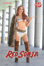 Image: Red Sonja #5 (cover E - Cosplay) - Dynamite